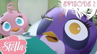 Angry Birds Stella - 2x02 - Priatelia navždy