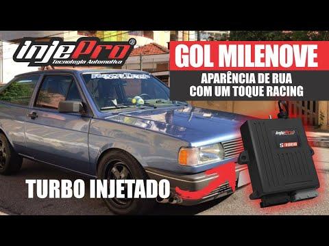Gol do Eric - Aparência de Rua com Toque Racing - INJEPRO S4000