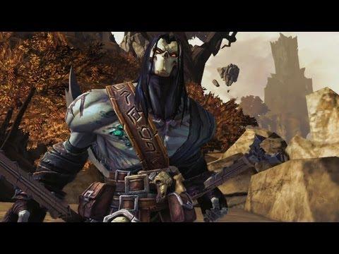 Новое видео игры Darksiders II