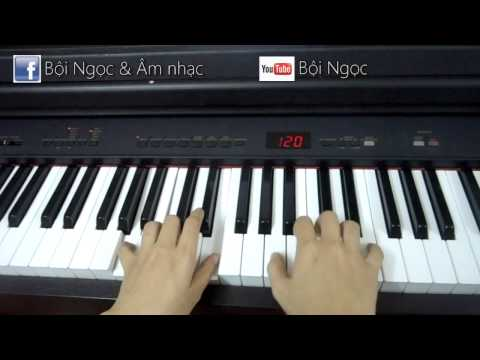 Tình Yêu Màu Nắng - Thúy Trang ft.BigDaddy | Piano Tutorial #23 | Bội Ngọc Piano