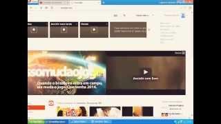 Como Criar Uma Conta No Youtube 2014