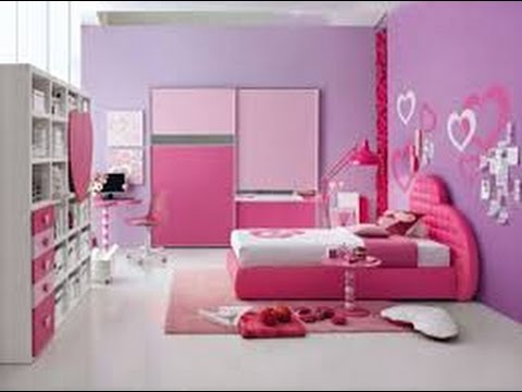 Teenage Girls Rooms Design Beautiful  Ideas
