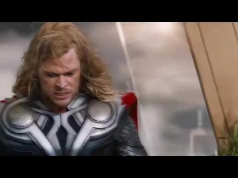 Những trận đánh kinh thiên động địa của thần sấm Thor
