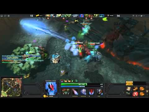 Dota 2 Tournament: eHome vs NA`Vi Grand Final top 5 plays