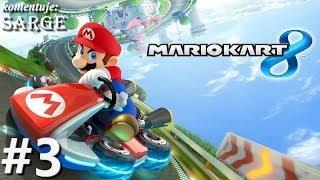 Testujemy grę Mario Kart 8 (gameplay #3) - Flower Cup (Zagrajmy w Mario Kart 8)