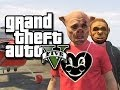 GTA 5 Online Stunts - Follow the Leader! (GTA V Fails and Funny Moments!) KYR SP33DY