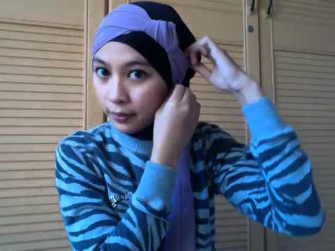 Tutorial Hijab - Rania #2