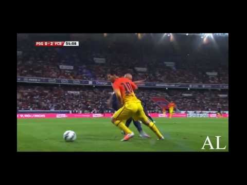 Messi Skills Show ● 2012- 2013 ●WE RUN THE NIGHT - HD