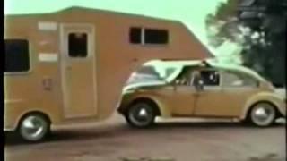 5th Wheel Camper For VW Bug