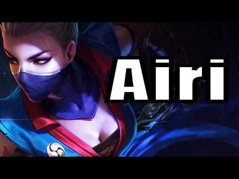 Video Cốt Truyện #24: Airi, Siêu Cấp Ninja Rồng - Liên Quân Mobile | VietClub Gaming