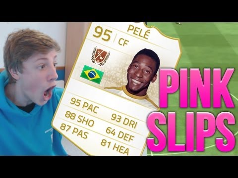 INSANE PELE LEGEND PINKSLIPS - FIFA 14 Next Gen Ultimate Team