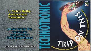 Trip On This - Technotronic (album Completo) Full Hd