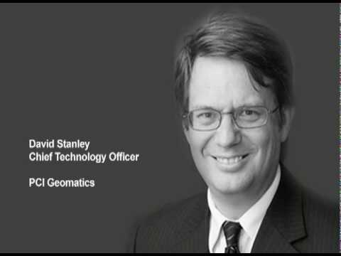 Live 88.5 - TECHBiTE radio interview with David Stanley, CTO at PCI Geomatics