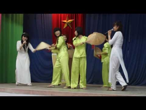 Múa hát Hồn Quê.
