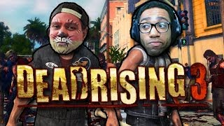 """OMG IT'S A ZOMBOCALYPSE!"" - [Dead Rising 3 Online w/ PJones2fly - RANDOM PLAYS]"