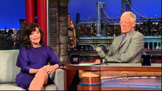 Sally Field Letterman 2014 04 23 HQ