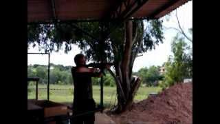 Testando O Rifle GSG-5 Calibre .22 LR