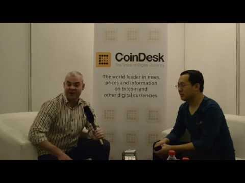 Interview with Star Xu of OKCoin