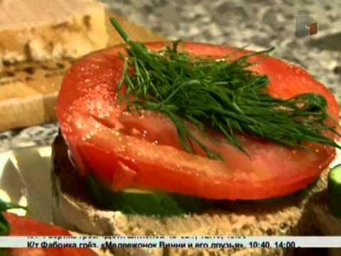 Готовим правильный бутерброд