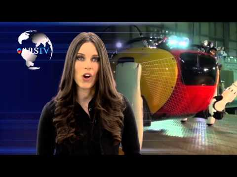 iHLS TV -- Giant Robots, Commercial Drones and Stolen Mobiles