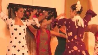 Aprende a bailar Sevillanas. Parte 16