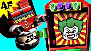 Batman DYNAMIC DUO FUNHOUSE Escape 6857 Lego DC Comics