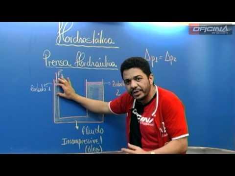 Dica de Física - Hidrostática
