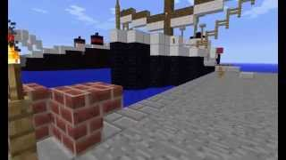 All comments on MineCraft | An Old Fishing Boat - YouTube