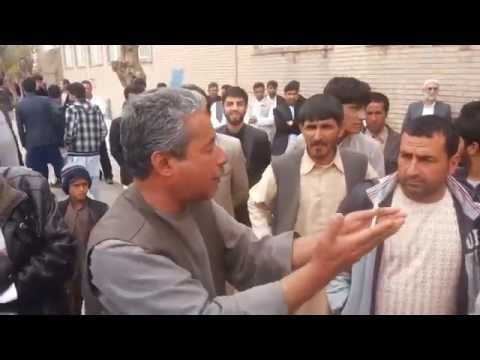Fraud in afghan elections 2014 in herat province