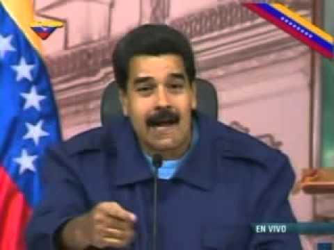 Rueda de prensa completa del Presidente Nicolás Maduro este viernes 21 de febrero