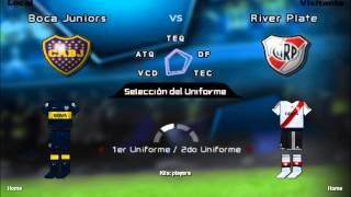 Parche De Liga Argentina Para Pes 6+ Uniformes Escudos