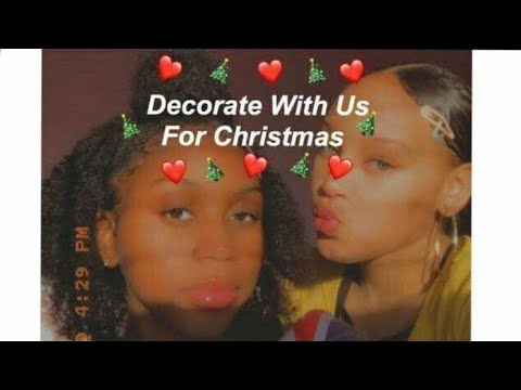 Decorate With Us For Christmas🎄❤️ *funny*