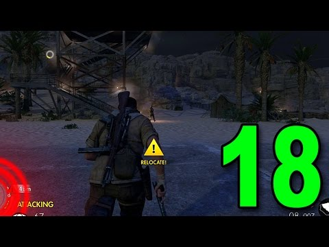 Sniper Elite III - Part 18(Let's Play / Walkthrough / Playthrough on PC)