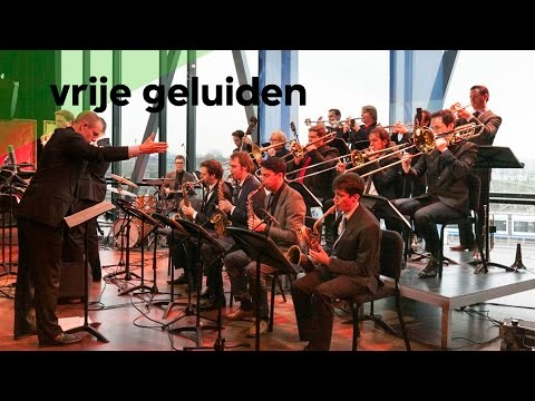 Dutch Concert Big Band – The Sentence (Live @Bimhuis Amsterdam)