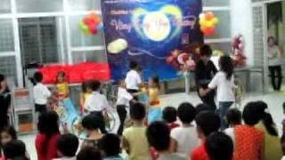 Trung Thu tại trường nuôi dạy trẻ KHUYẾT TẬT tỉnh Long An