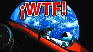 ¿Por que Demonios hay un Auto en el Espacio? SpaceX Falcon Heavy