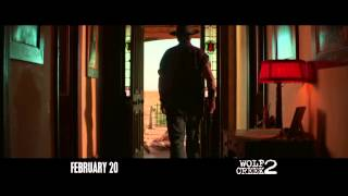 Wolf Creek 2 (2014) Official Trailer