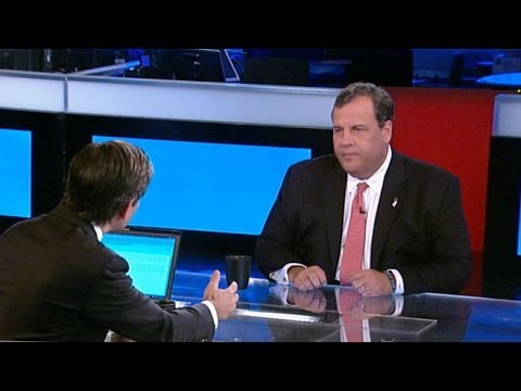 New Jersey Governor Chris Christie 'This Week' Interview