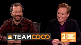 Comedy Mastermind Judd Apatow: Serious Jibber-Jabber with Conan O'Brien: Conan on TBS
