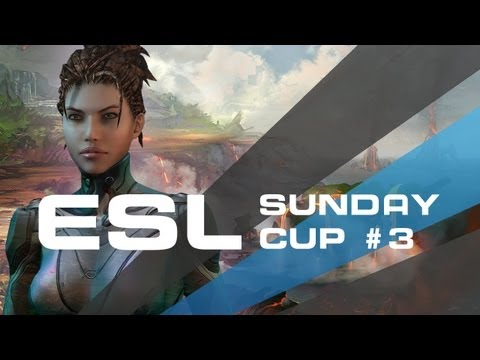 ESL Sunday Cup #3 - QuiiQueee vs SKYLine Game #3