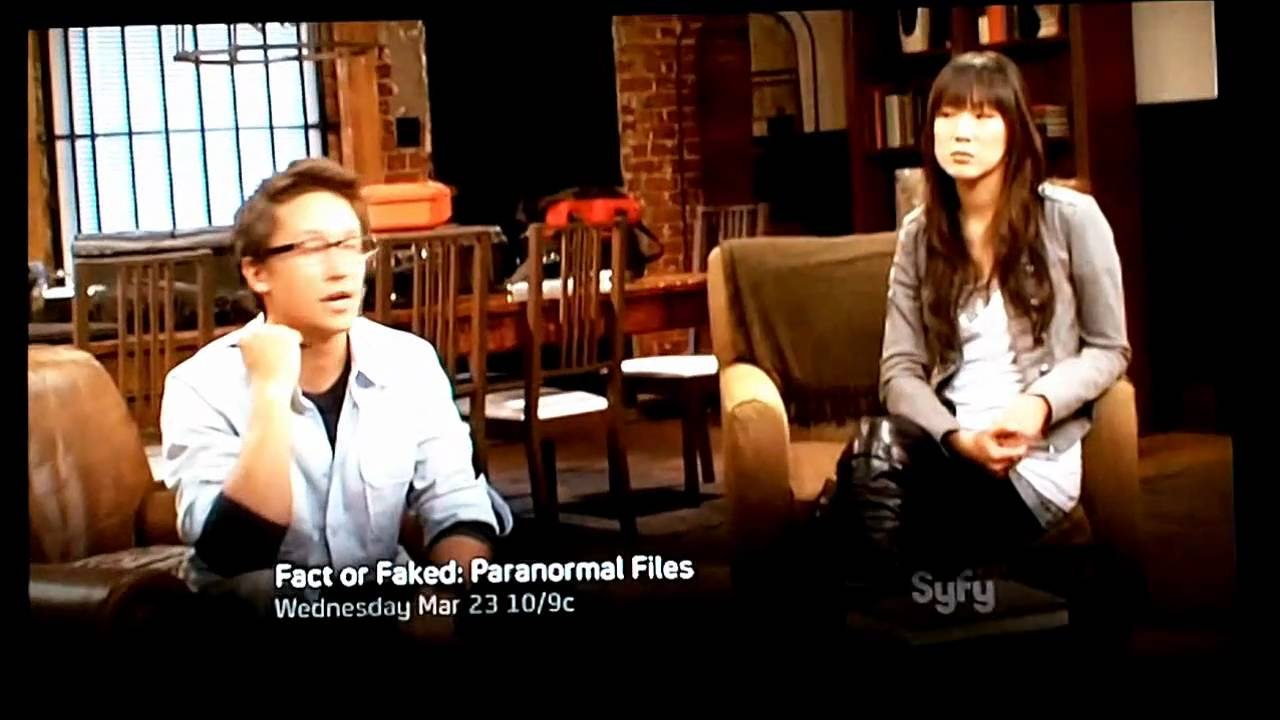 syfys fact or faked paranormal files the real battle of