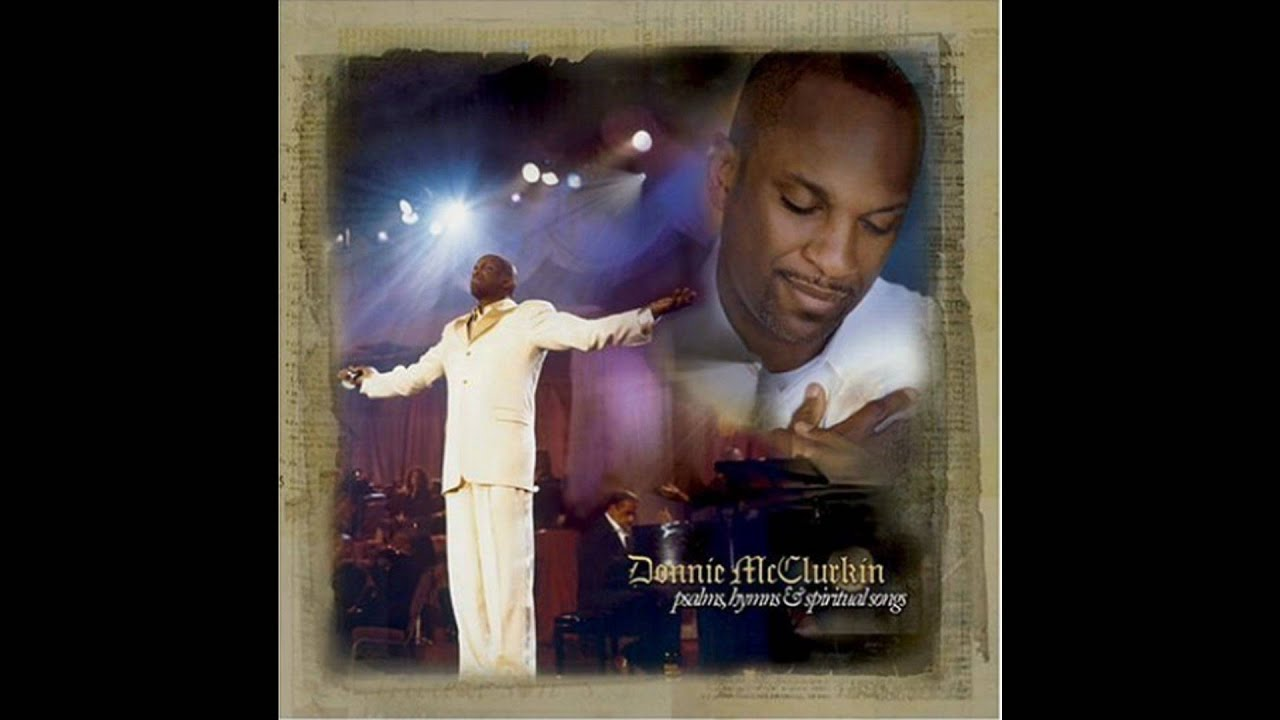 Donnie McClurkin - Blood Medley - YouTube
