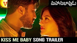 Mahanubhavudu Movie Kiss Me Baby Song Trailer