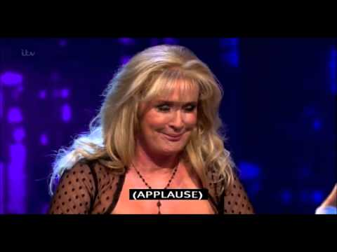 Beverley Callard with Piers Morgan Part 1