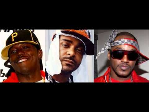 Ma$e, Jim Jones & Cam'ron Argument On Hot 97 In 2004  (Full Version)