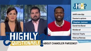 Stephen Jackson isn't afraid to call any NBA player out | Highly Questionable | ESPN