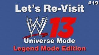 Let's Revisit WWE 13 Universe Mode - Part 19 - Your New Divas Champ