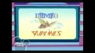 Dumbo In The House Of Mouse