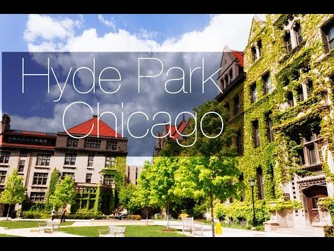 Hyde Park, Chicago | Гайд-парк, Чикаго