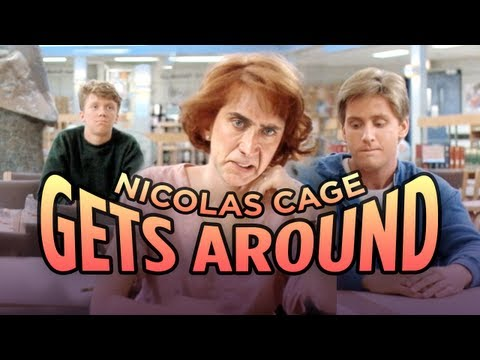 Nicolas Cage Gets Around Vol 1 - Parody Nicolas Cage Mashup (2013) Movie HD